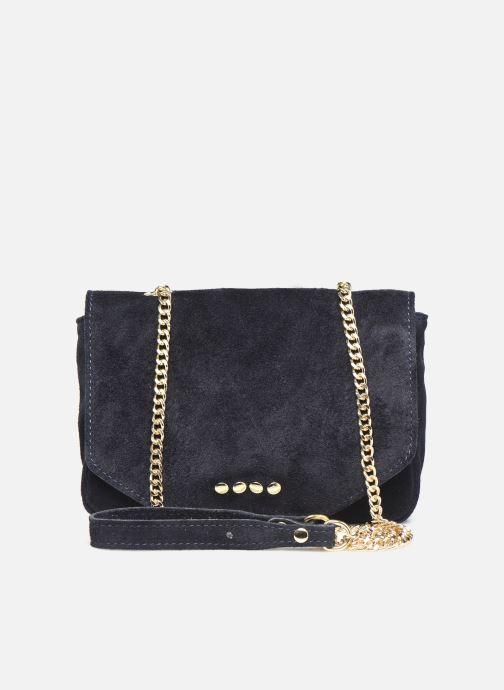 Handtassen Georgia Rose Martha Leather Blauw detail