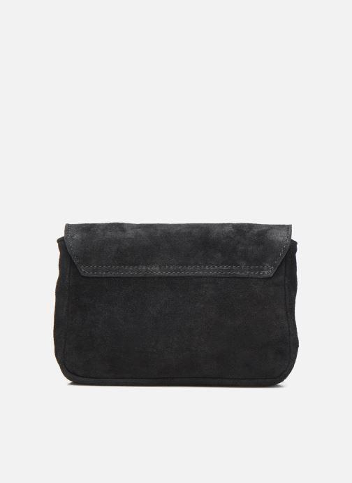 Handtaschen Georgia Rose Martha Leather schwarz ansicht von vorne