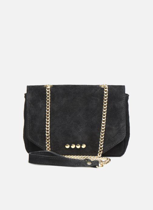 Handtassen Georgia Rose Martha Leather Zwart detail