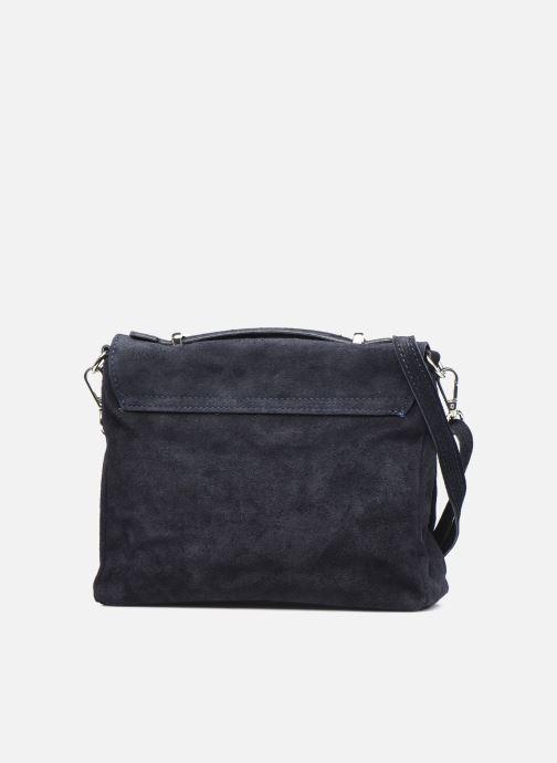 Bolsos de mano Georgia Rose Marilou Leather Azul vista de frente