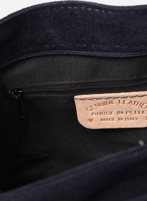 Bolsos de mano Georgia Rose Marilou Leather Azul vistra trasera