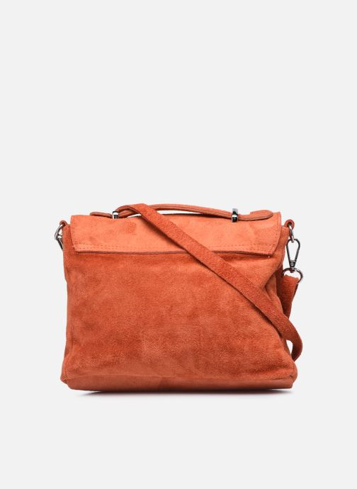Handtassen Georgia Rose Marilou Leather Rood voorkant