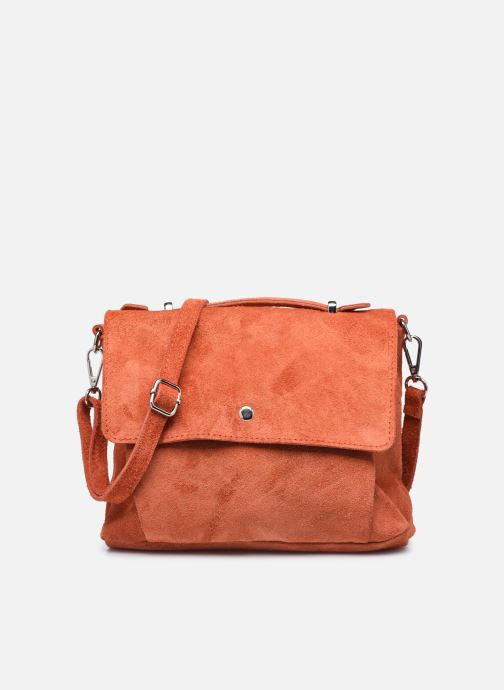 Bolsos de mano Georgia Rose Marilou Leather Rojo vista de detalle / par