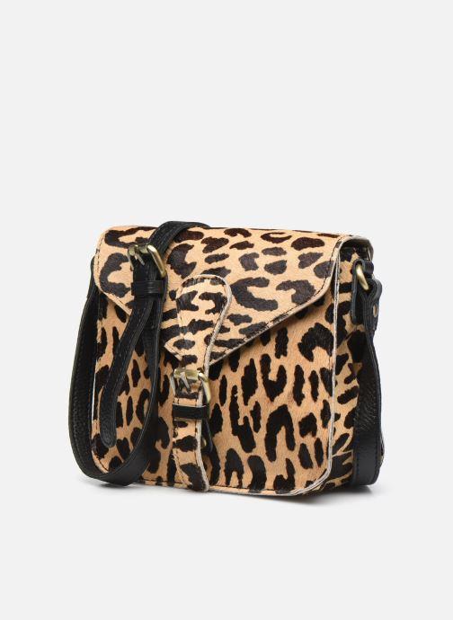 Handtaschen Georgia Rose Malika Leather mehrfarbig schuhe getragen