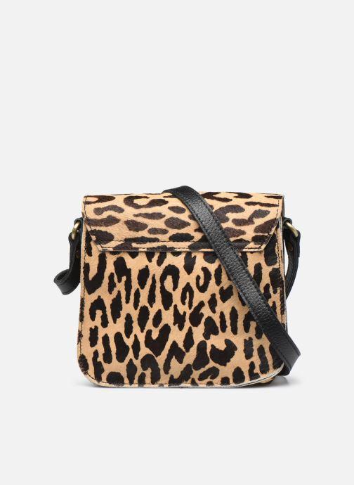 Handtaschen Georgia Rose Malika Leather mehrfarbig ansicht von vorne