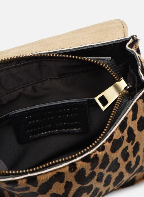 Handtaschen Georgia Rose Malika Leather mehrfarbig ansicht von hinten
