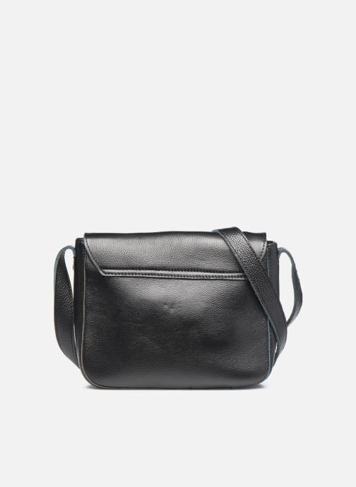 Handtaschen Georgia Rose Magali Leather schwarz ansicht von vorne