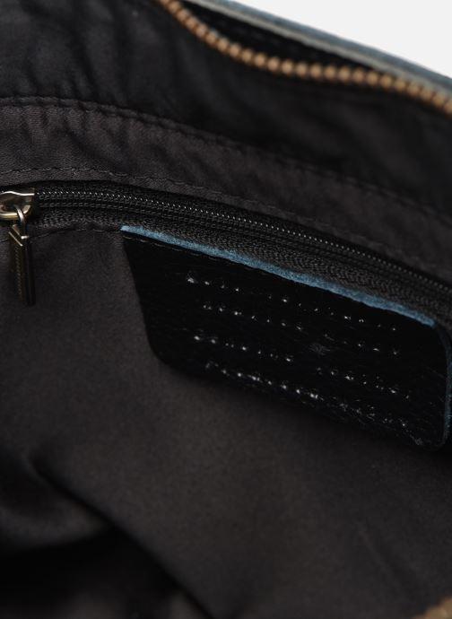 Handtaschen Georgia Rose Magali Leather schwarz ansicht von hinten