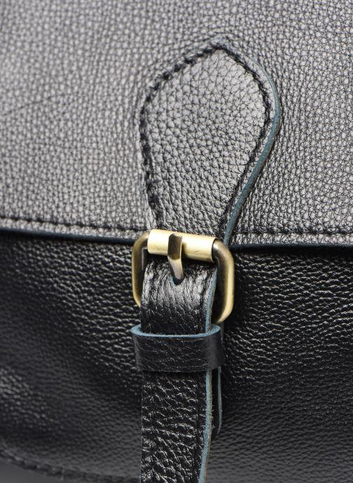 Handtaschen Georgia Rose Magali Leather schwarz ansicht von links