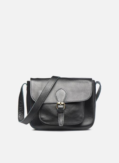 Handtaschen Georgia Rose Magali Leather schwarz detaillierte ansicht/modell