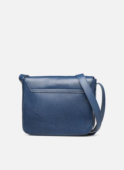 Handtassen Georgia Rose Magali Leather Blauw voorkant