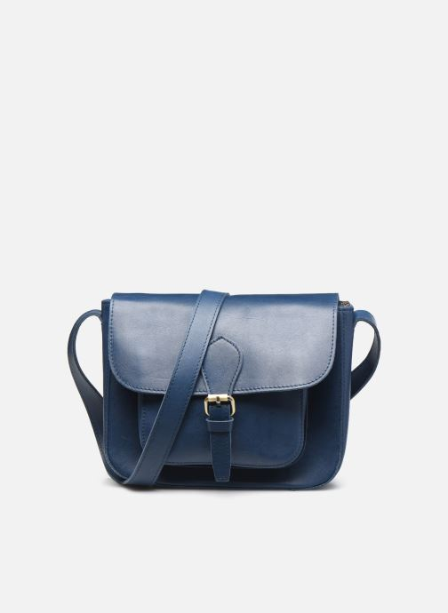 Handtassen Georgia Rose Magali Leather Blauw detail