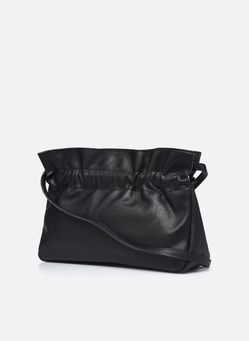 Handtaschen Georgia Rose Marga Leather schwarz ansicht von rechts