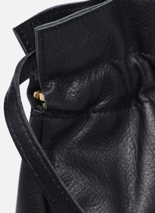 Handtaschen Georgia Rose Marga Leather schwarz ansicht von links