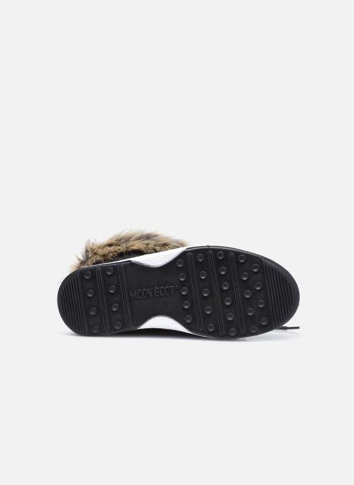 Chaussures de sport Moon Boot Moon Boot Jr Girl Monaco Low WP Noir vue haut