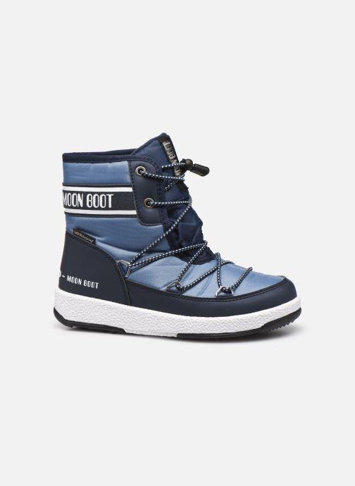 Chaussures de sport Moon Boot Moon Boot Jr Boy Mid WP 2 Bleu vue derrière