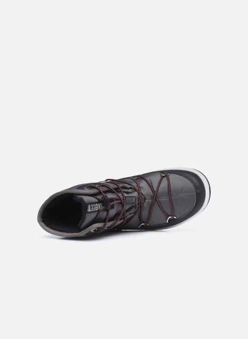 Chaussures de sport Moon Boot Moon Boot Jr Boy Mid WP 2 Noir vue gauche
