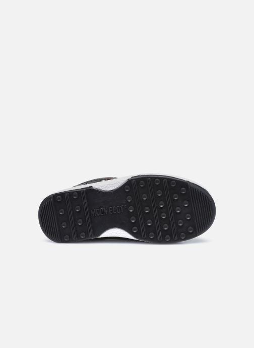 Chaussures de sport Moon Boot Moon Boot Jr Boy Mid WP 2 Noir vue haut
