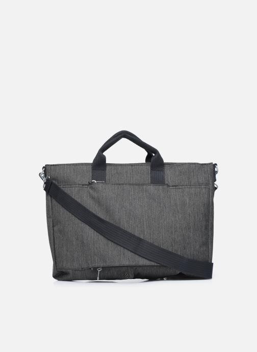 Handtaschen kipling MIHO M schwarz ansicht von vorne