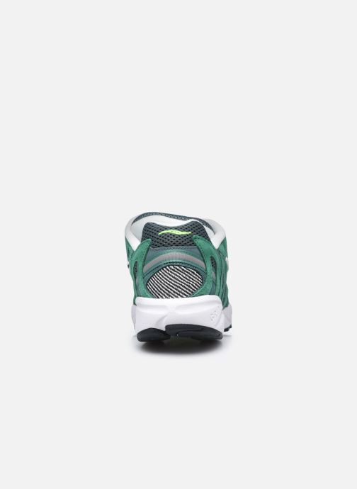 Sneaker Saucony Grid Azura grün ansicht von rechts