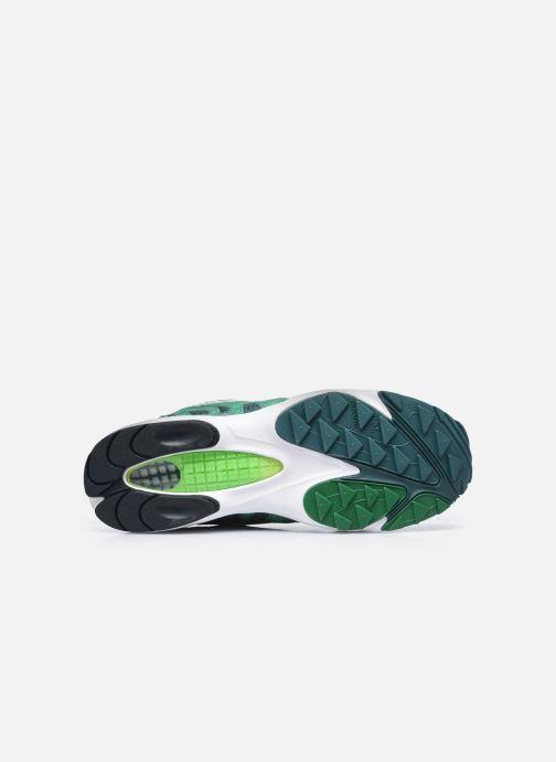 Sneaker Saucony Grid Azura grün ansicht von oben