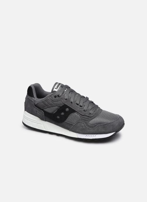 Sneaker Saucony Shadow 5000 M grau detaillierte ansicht/modell