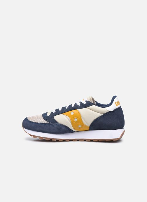 Sneaker Saucony Jazz Original Vintage M blau ansicht von vorne