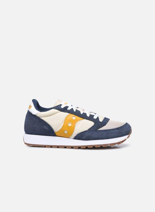 Sneaker Saucony Jazz Original Vintage M blau ansicht von hinten