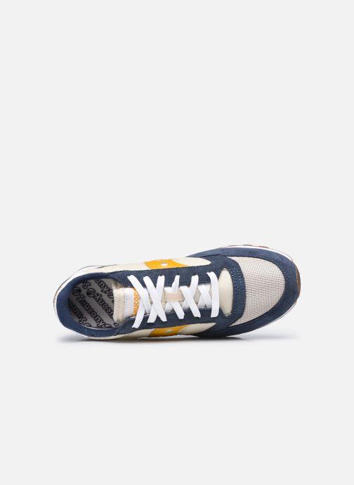 Sneaker Saucony Jazz Original Vintage M blau ansicht von links