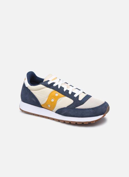 Sneaker Saucony Jazz Original Vintage M blau detaillierte ansicht/modell