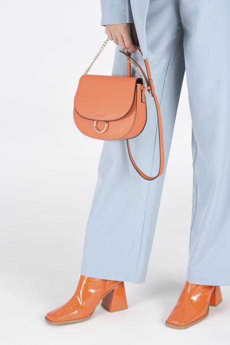 Bolsos de mano I Love Shoes WOILA Naranja vista de abajo