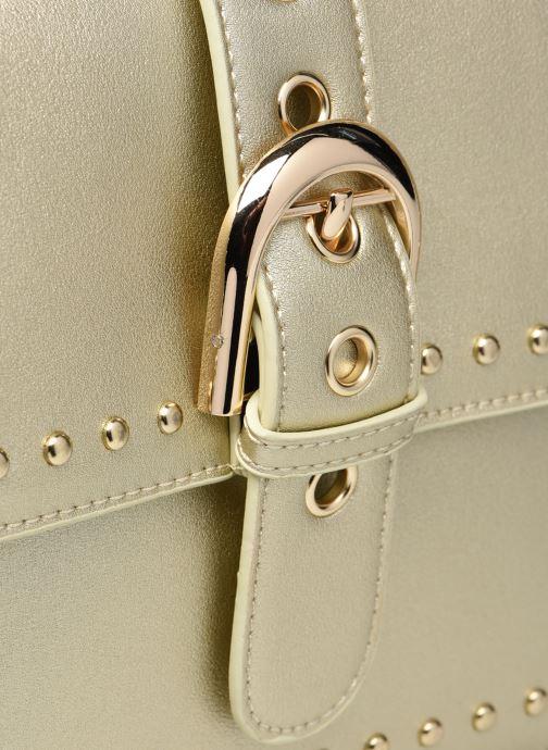 Bolsos de mano I Love Shoes WAPOLA Oro y bronce vista lateral izquierda