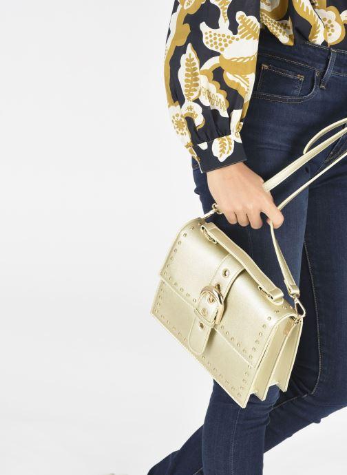 Bolsos de mano I Love Shoes WAPOLA Oro y bronce vista de abajo