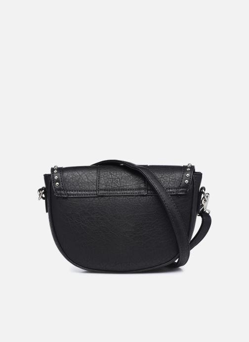 Handtaschen I Love Shoes WOGUE schwarz ansicht von vorne