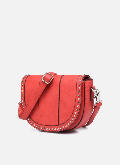 Borse I Love Shoes WOGUE Rosso modello indossato