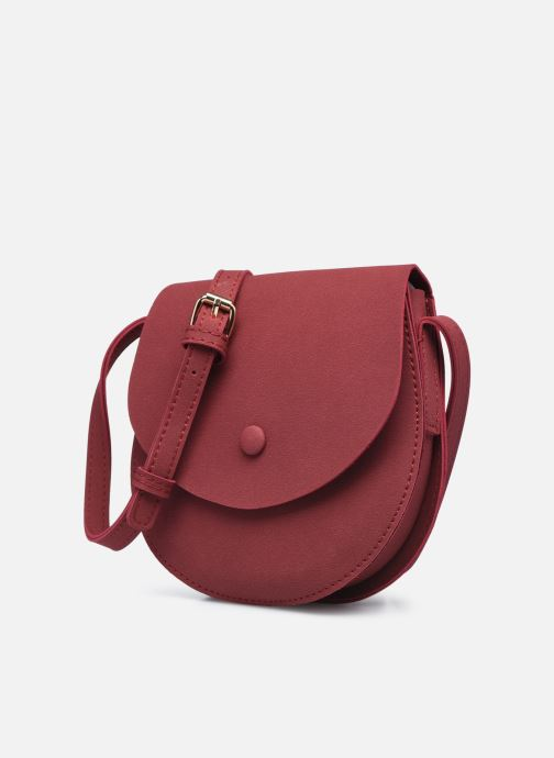Bolsos de mano I Love Shoes WOBIL Rojo vista del modelo
