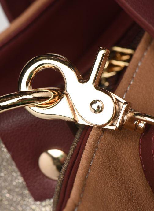 Borse I Love Shoes WOSSEUR Beige immagine sinistra