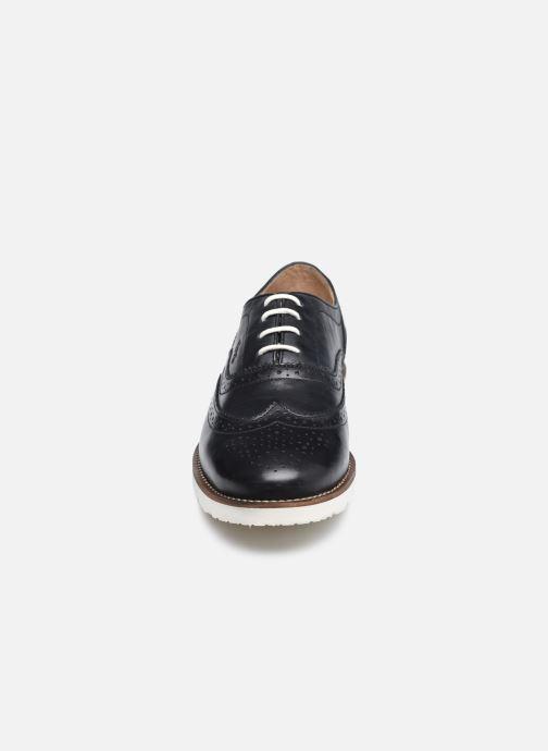 Chaussures à lacets TBS Chacara Noir vue portées chaussures