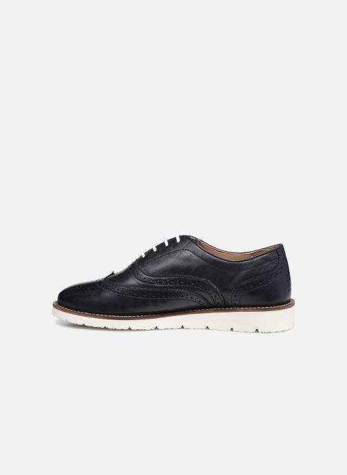 Chaussures à lacets TBS Chacara Noir vue face