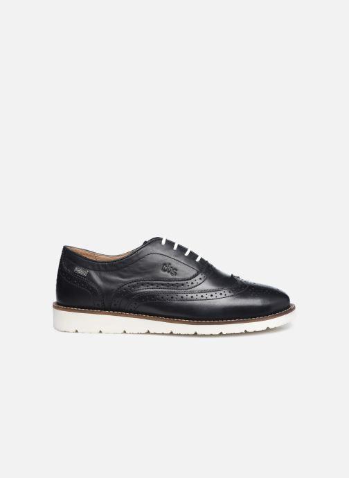 Chaussures à lacets TBS Chacara Noir vue derrière