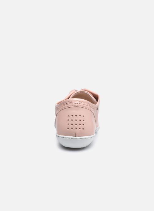 Sneakers TBS Chimene Roze rechts
