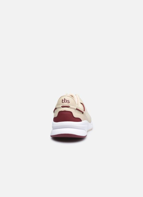 Sneakers TBS Cladell Beige immagine destra