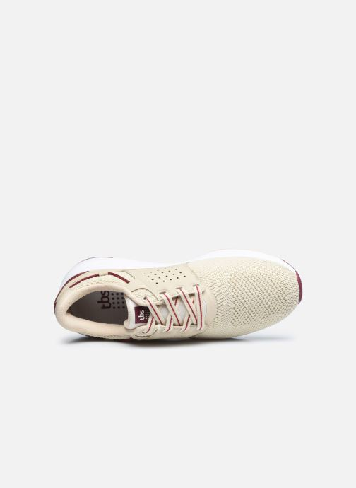 Sneakers TBS Cladell Beige immagine sinistra