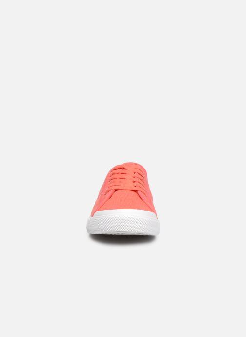 Baskets TBS Maiddan Orange vue portées chaussures