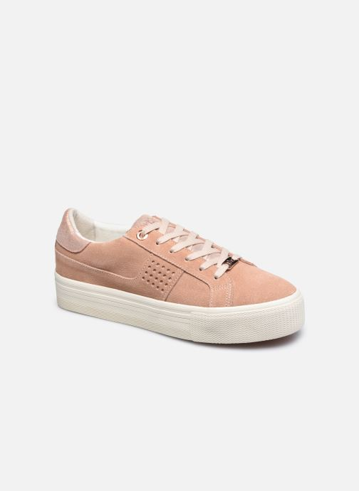 Sneaker TBS Nocella rosa detaillierte ansicht/modell