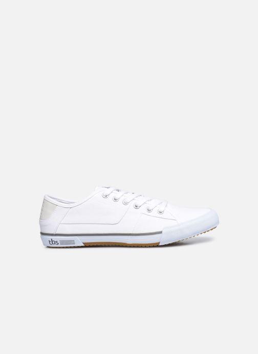 Sneakers TBS Eyrronn Bianco immagine posteriore