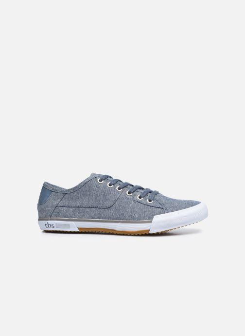 Sneakers TBS Eyrronn Azzurro immagine posteriore