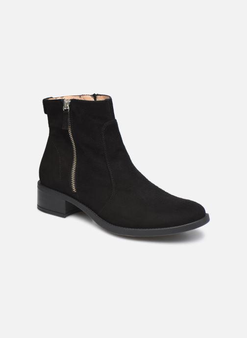 Stiefeletten & Boots Unisa EBRAS schwarz detaillierte ansicht/modell