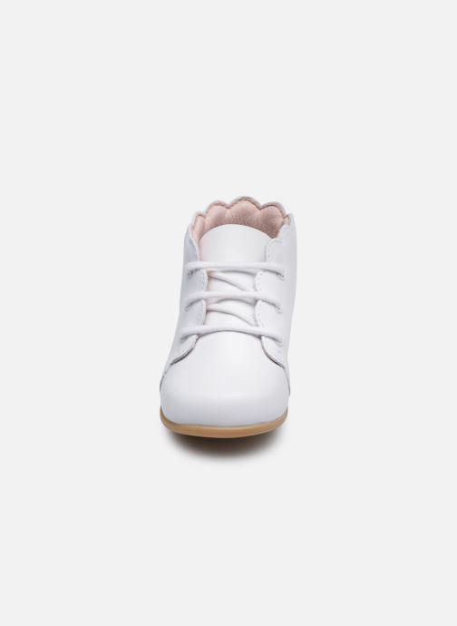Stiefeletten & Boots Jacadi Marionnette weiß schuhe getragen