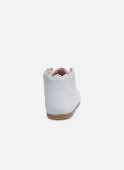 Stiefeletten & Boots Jacadi Marionnette weiß ansicht von rechts